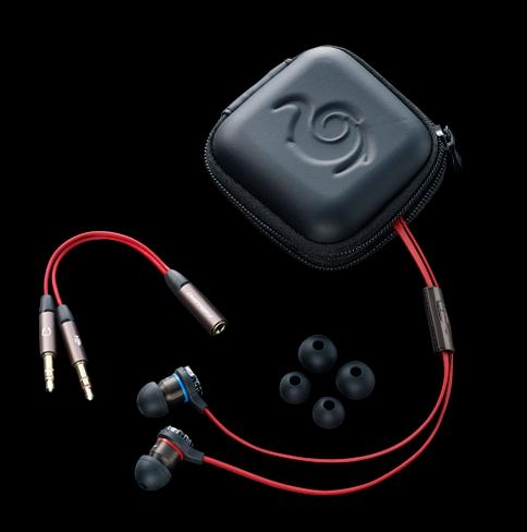 COOLER MASTER WIRED RESONAR EARPHONE (SGH-2090-KTI1)