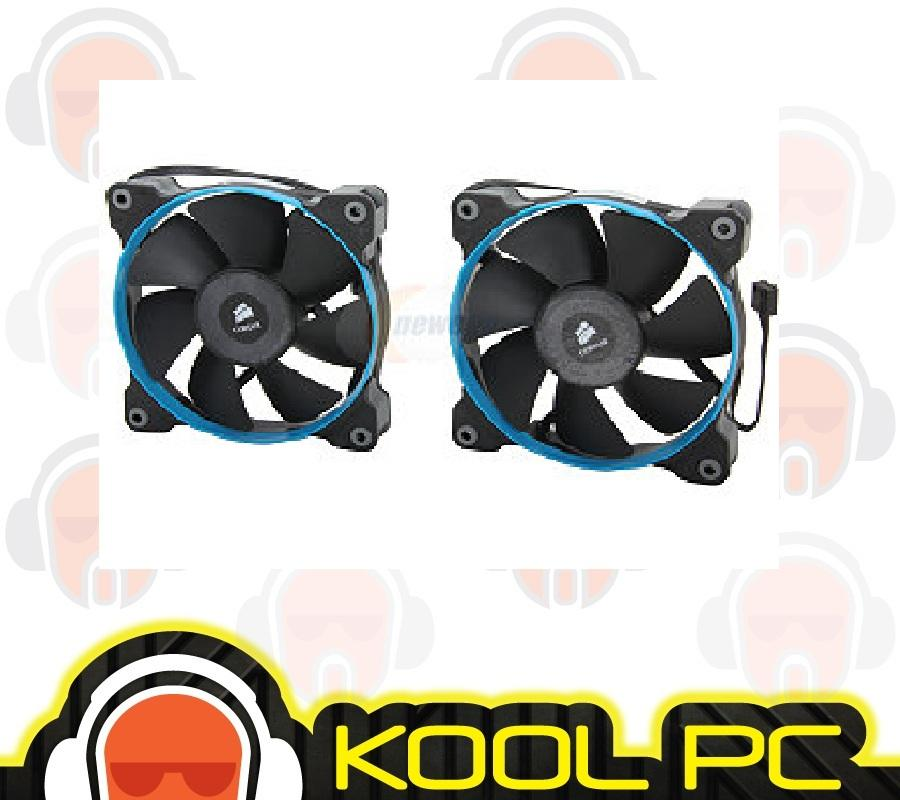 Corsair CO-9050012-WW (SP120 PWM Low Noise Twin Pack)