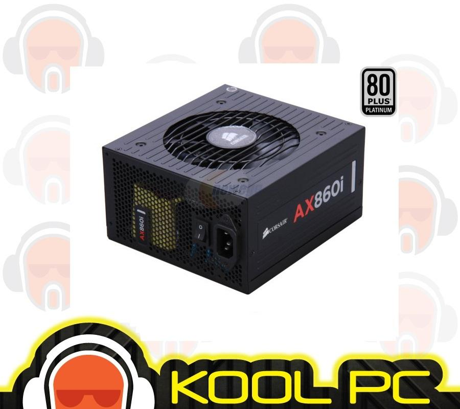 Corsair CMPSU-860iAXUK (CP-9020037-UK) 860W Full Modular PSU
