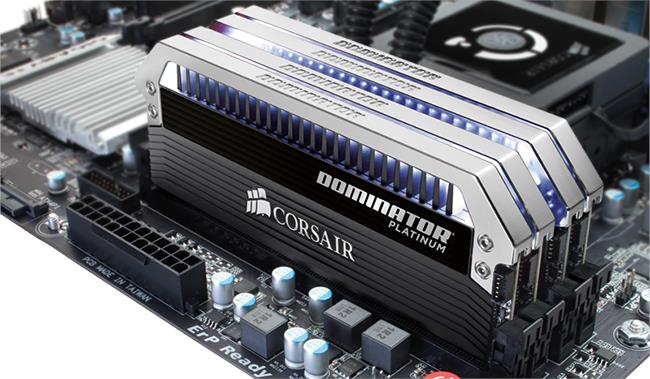# CORSAIR Dominator� Platinum 8GB Kit (CMD8GX3M2A1866C9) #