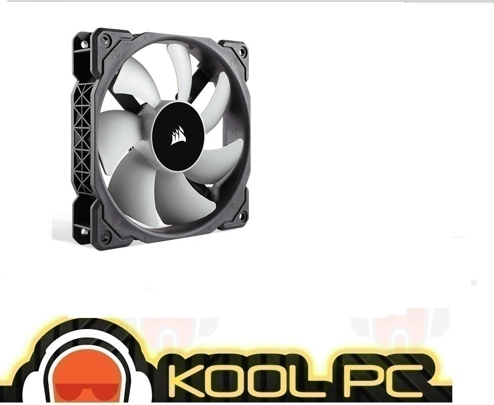 Corsair ML120  Premium Magnetic Levitation Fan Twin Pack(CO-9050039-WW