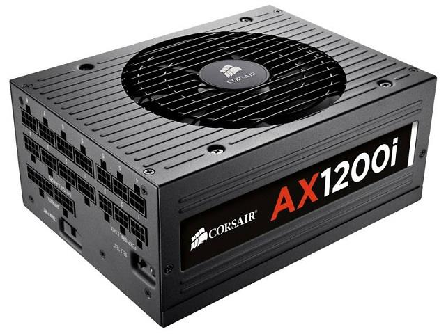 CORSAIR Power Supply AXi Series AX1200i 1200W (CP-9020008-UK)