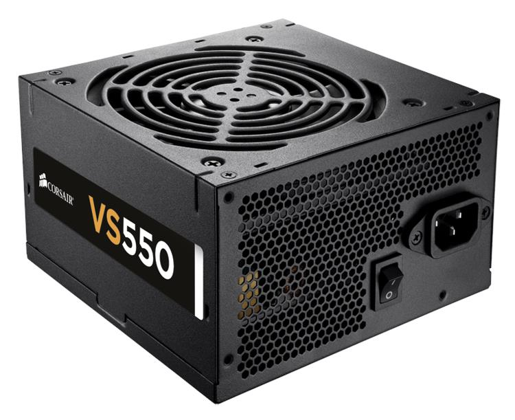CORSAIR VS Series™ VS550 — 550 Watt Power Supply (FREE SHIPPING)