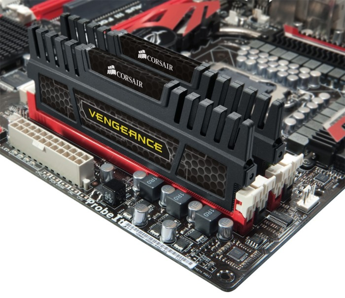 Corsair Vengeance DDR3 1600MHz 8GB TWINS RAM (CMZ8GX3M2A1600C9)