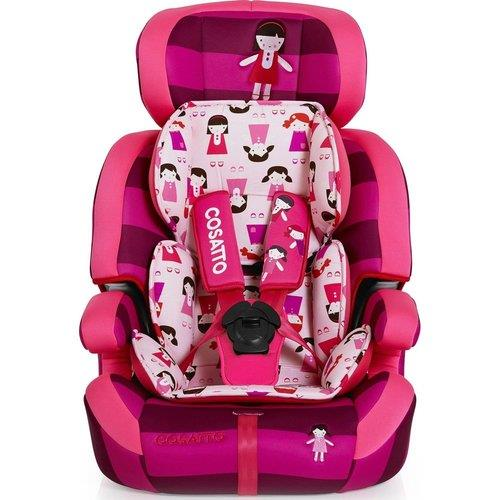 Cosatto Zoomi - Group 1-2-3 Car Seat - Dilly Dolly