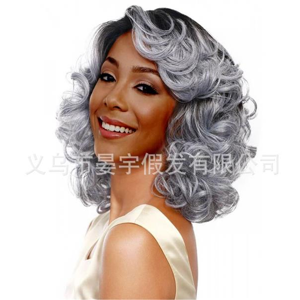 Cosplay Ombre wig OM36/  ready stock/ rambut palsu