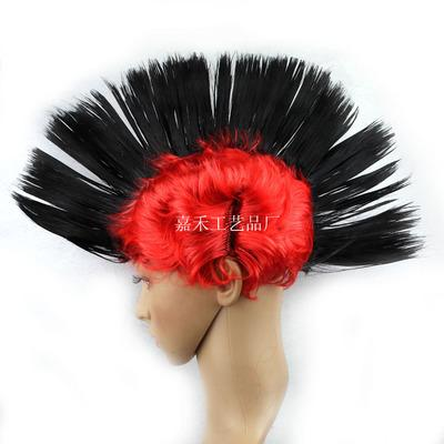 Cosplay Punk wig o2/ready stock/ rambut palsu