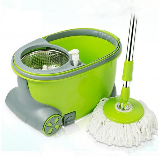 The Coupe Mop Green Color