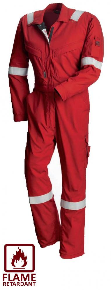 Coverall Red Wing Flashguard Flame Retardant Anti Static 61111