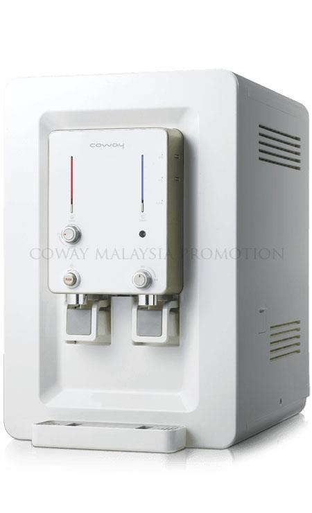 COWAY (RENTAL) Hot Cold Room Warm Water Purifier Villaem CHP-08AR