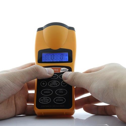 CP-3007 Infrared Laser Ultrasonic Distance Measuring Device
