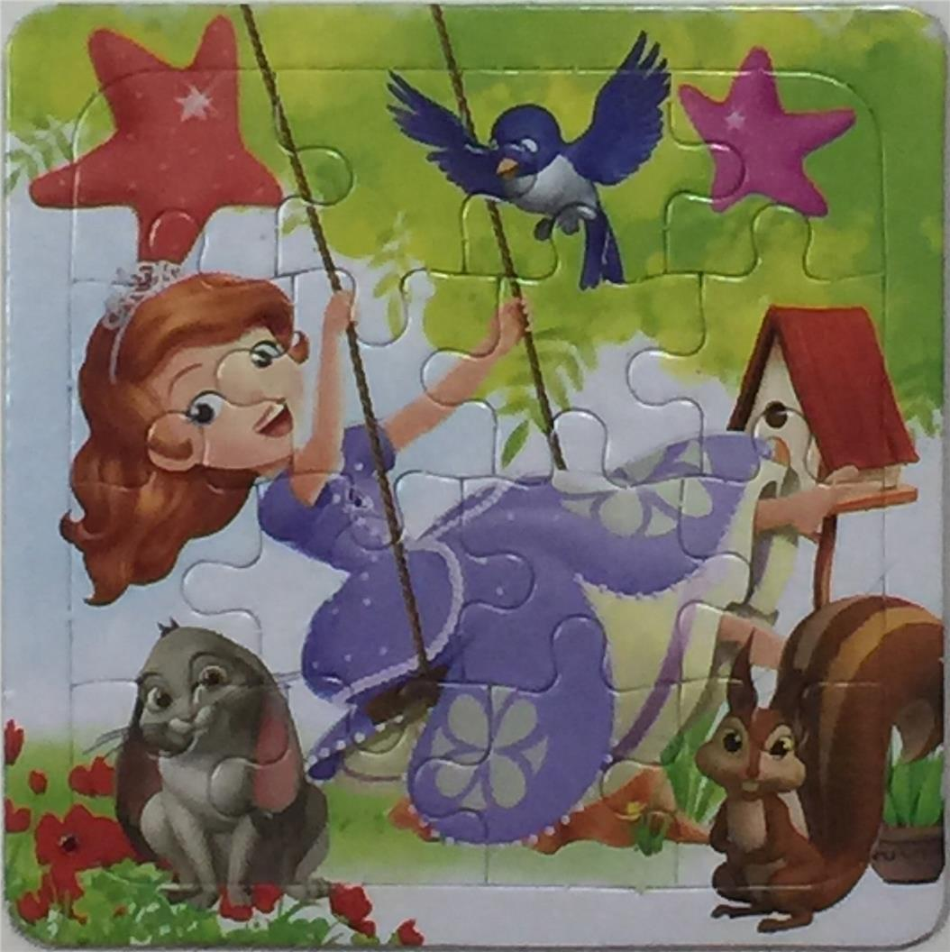 Crazy Sale - Sofia the First Children Puzzle for Age 1-5 C