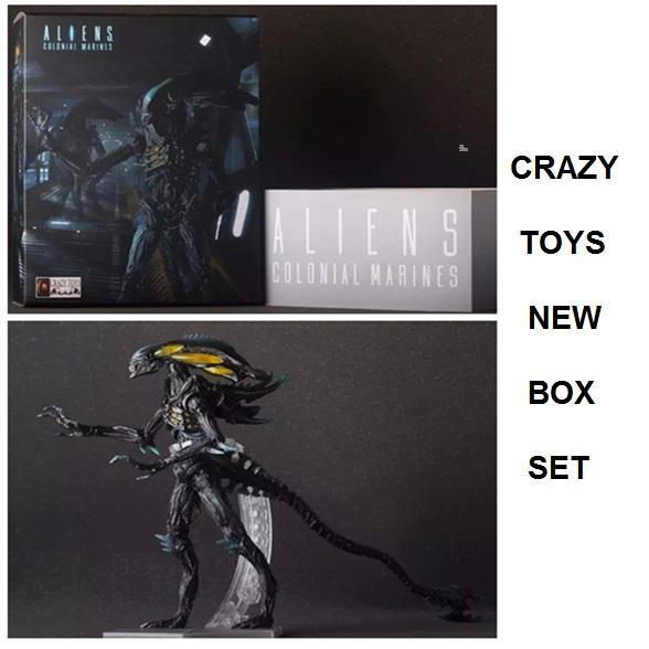 Crazy Toys Alien Colonial Marines