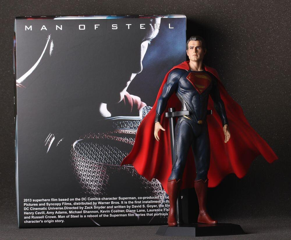 Crazy Toys Superman Man Of Steel