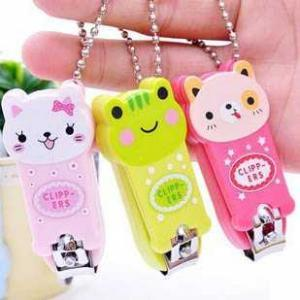 Creative Cute Cartoon Nail Cutter