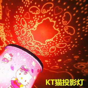Creative Hello Kitty Star Projector Lamp