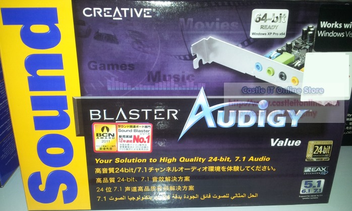 Creative Audigy Se Sb0570 Sound Card Driver - картинка 1
