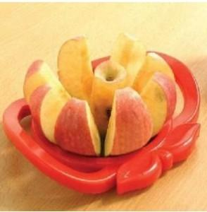 Creative Stainless Steel Apple Fruit Vegetable Slicer Cutter