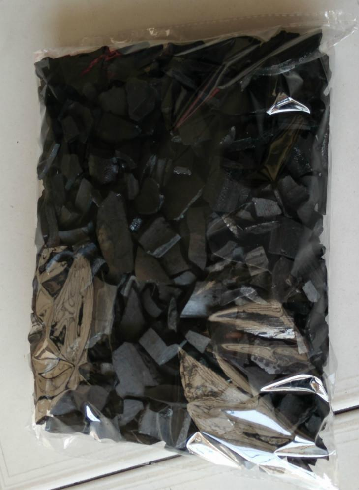 Crushed Bamboo Charcoal - 500g