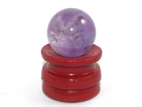Crystal Ball - Amethyst Sphere