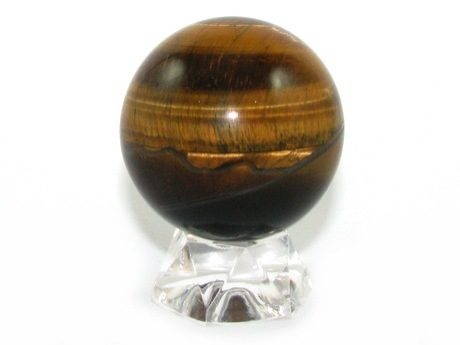 Crystal Ball - Tiger's Eye Sphere
