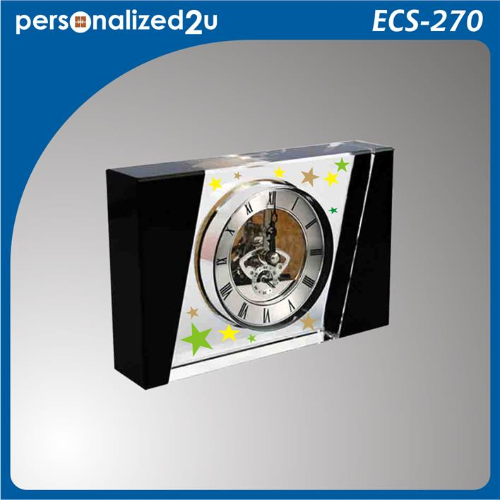 Crystal Clock ECS-270