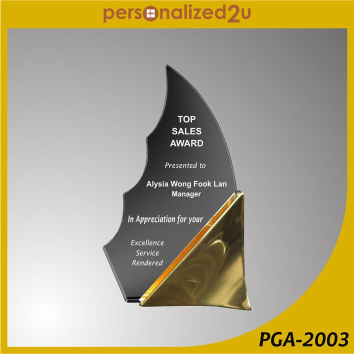 Crystal Gold Awards PGA-2003