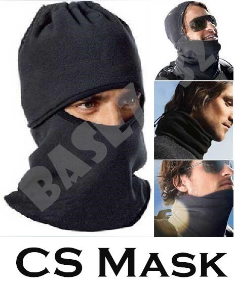 CS Face Mask Multi-Usage Purpose Outdoor Warm Full Face Cover
