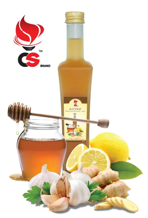 CS060 - Concentrated Ginger Garlic Lemon Honey Vinegar 浓缩..