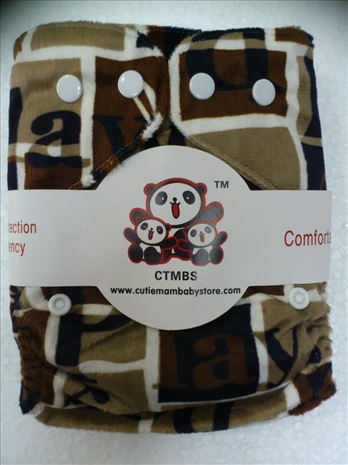 CTMBS- ONE SIZE CLOTH DIAPER -010