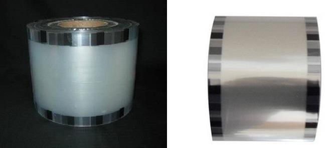 Cup Sealing Films