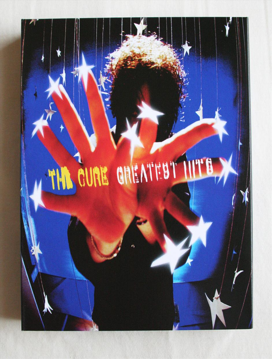 The Cure Greatest Hits 2CD + DVD