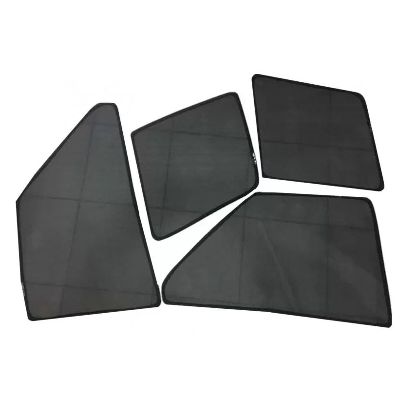 Custom Fit OEM Sunshades/ Sun shades for Honda Jazz 2014-2016 (4PCS)