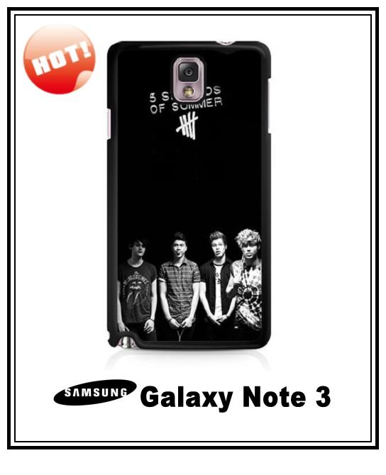 Custom Phone Soft Case - SAMSUNG Galaxy Note 3