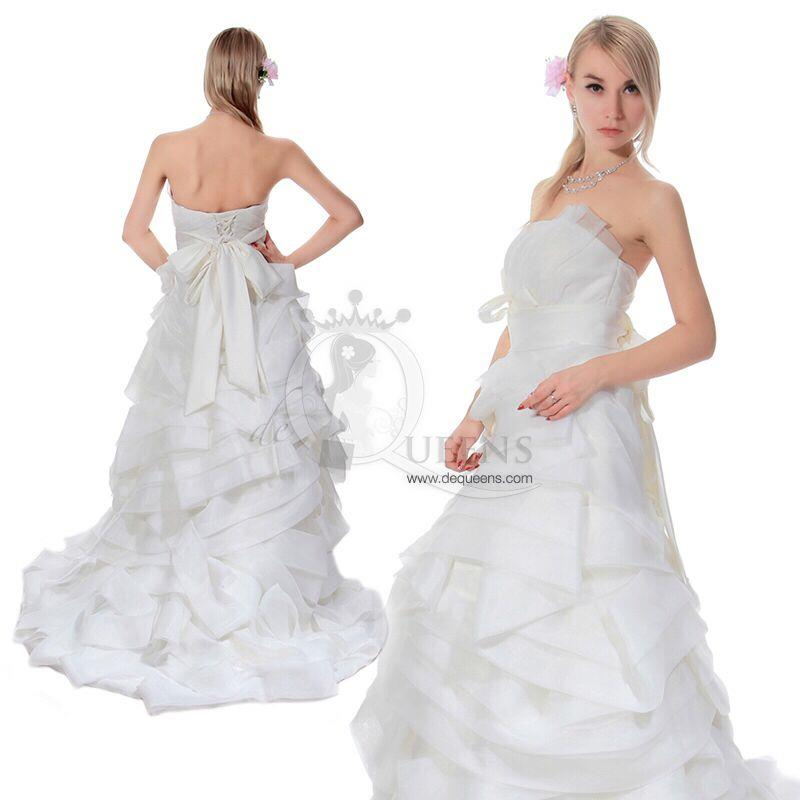 Wedding Dresses Malaysia : Custome made wedding gown end  am myt