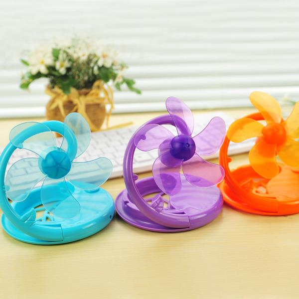 Cute Cartoon USB Foldable Fan