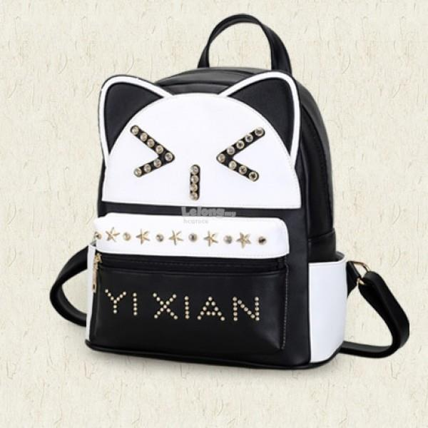 Cute Delicated Large CAT Backpack [3 colours]