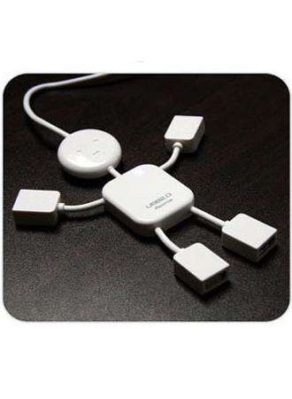 Cute Figure USB Hub 2.0