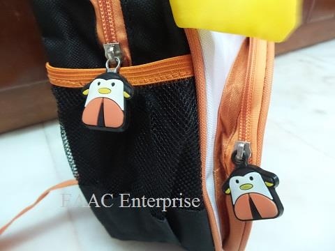 Cute Penguin Cartoon Zoo Pack Backpack Kids' School / Shopping Bag