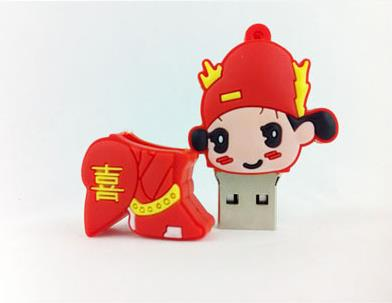 Cute SanDisk Thumb Drive Bride and Groom Pen Drive 16GB FREE SHIPPING