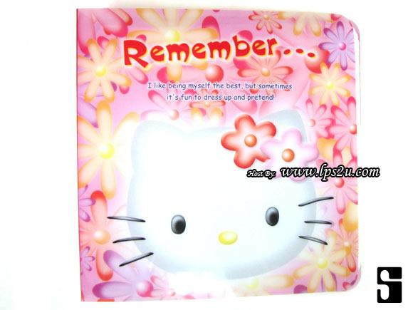 Cute Series 12s CD Storage Bag - Protection  Save Space (5)
