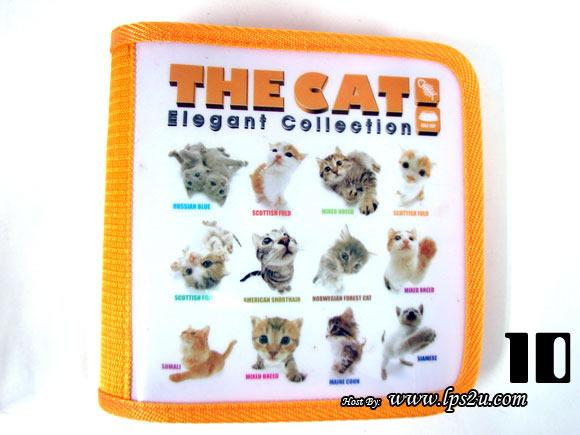 Cute Series 32s CD Cover Storage Bag - CD Protection  CD Holder (10)