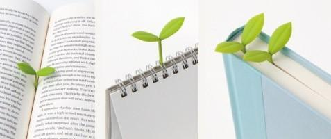 Cute Sprout Bookmark