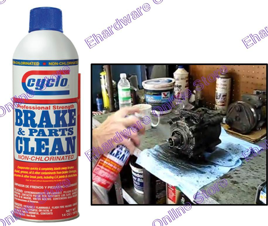 Cyclo Brake & Parts Clean Powerful Spray Degreases 368g (C111)