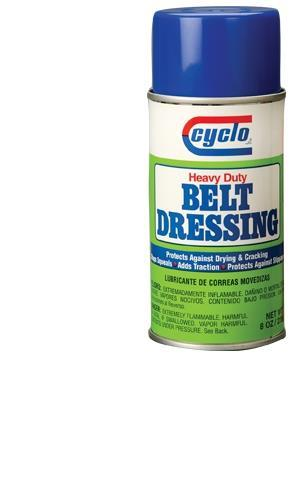 CYCLO C124-6 BELT DRESSING