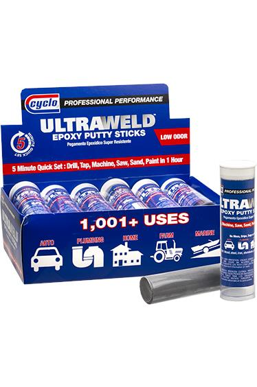 CYCLO C301 Ultraweld Epoxy Putty 2oz