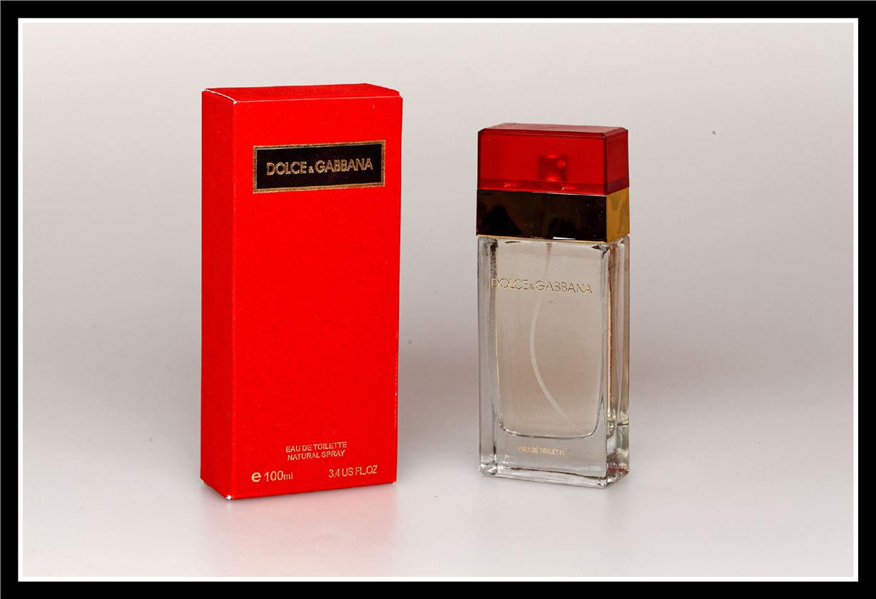 D&G EDT RED EDT 100ML