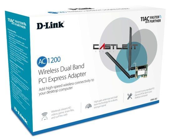 Source: product description content: d-link dwa-552 xtreme n wireless pci adapter