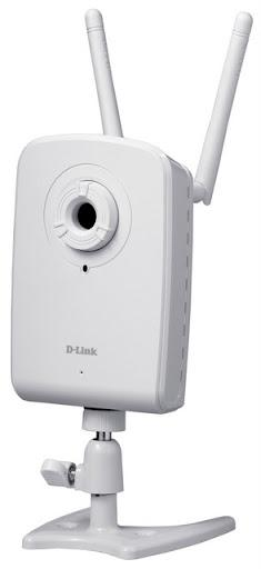 D-LINK DCS-1130L Wireless N Surveillance IP Camera (CCTV) 640X480 16x ..