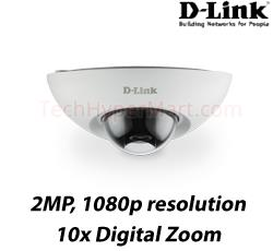 D-Link DCS-6210 Full HD Outdoor Dome IP Camera
